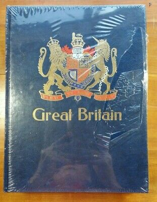 Stanley Gibbons Great Britain Stamp Album NEW