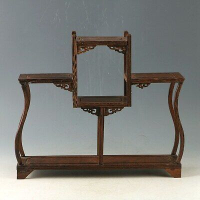 Chines Wood Handmade Exquisite Wooden frame  MY1085