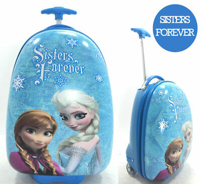 """Hard Case Kids 16""""  Luggage Sisters Forever Lightweight Strong"""