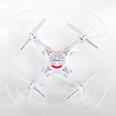 Drone 2.4Ghz 4CH RC Quadcopter X5SW-1 Wifi FPV Explorers with HD Camera Headless