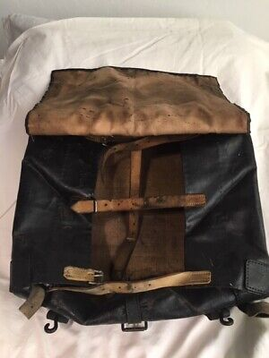 Original: Pattern 1857 British Knapsack: American Civil War period