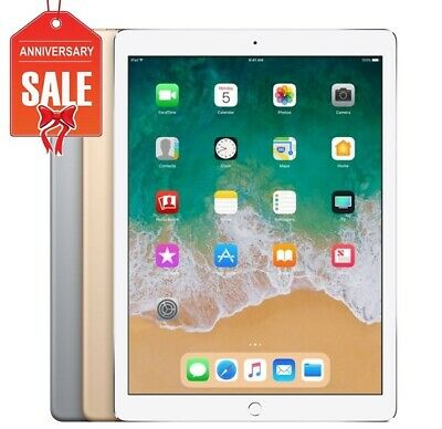 Apple iPad Pro 2nd 256GB, Wi-Fi + Cellular, 12.9in GRAY SILVER GOLD (R-D)