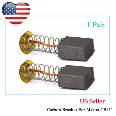 Motor Carbon Brushes for Makita 6950 Impact Driver 9523NBH Angle Grinder 9526PBH