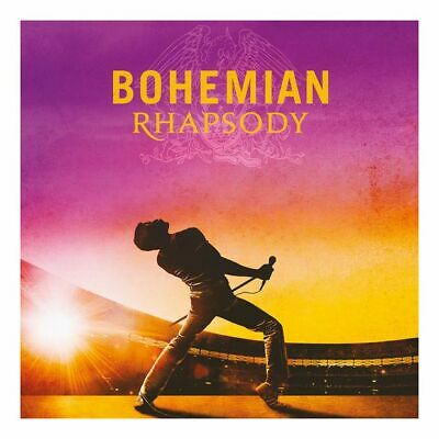 NEW Bohemian Rhapsody (Soundtrack) - CD Track List:
