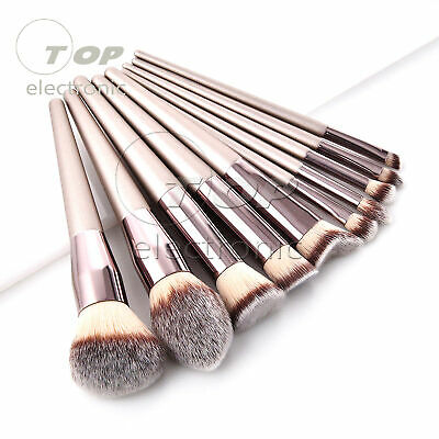 Pro Face Foundation Eyebrow Eyeshadow Brush Makeup Brush Set Tools Cosmetic