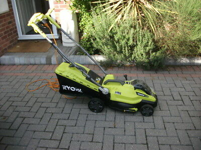 Draper 03469 Electric Mower 1000w 300mm Lightweight Mowing!