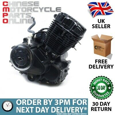 125cc Motorcycle Engine ZS156FMI-B for ZS125-50 (ENG037)
