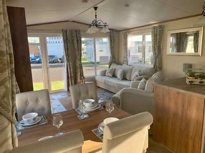 Static caravan holiday home  for sale embo dornoch
