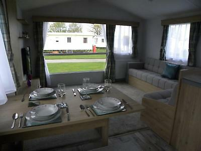 Brand new 2 bedroom caravan, near the beach, Mablethorpe, Skegness, Cleethorpes!