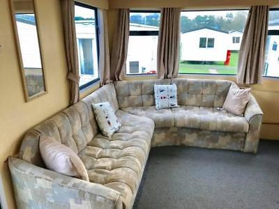 CHEAP Starter caravan for sale with 2019 fees paid at cresswell towers