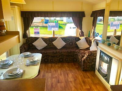 CHEAP starter caravan with no fees until 2020 on 12 month park low fees