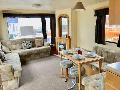 3 Bed holiday home for sale by the sea,Lancashire £13,995