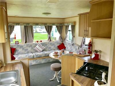 Cheap Luxury Static Caravan On For Sale, North Wales Coast!!!