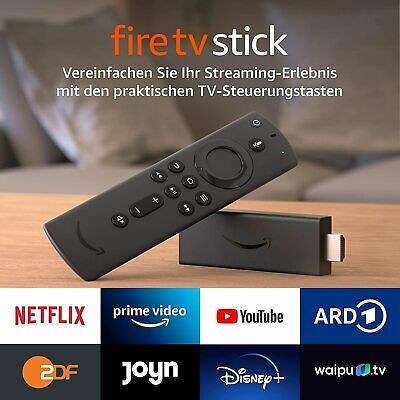 Amazon Fire TV Stick mit Alexa-Sprachfernbedienung (2. Generation)