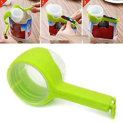 Sealing Clip Clamp Food Storage Bag Sealing Clip with Pouring Nozzle Fresh- B0R6