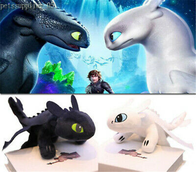 How to Train Your Dragon 3 le monde caché Glow in the Dark peluche Plush Doll