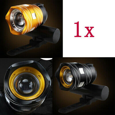 T6 LED XM-L Front Bicycle Bike USB Rechargeable Head Light Torch Headlight Lamp