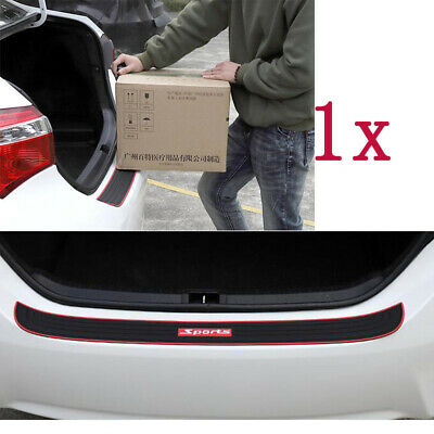 1pcs Car Auto Rear Guard Bumper Scratch Protector Non-slip Pad Cover Accessories