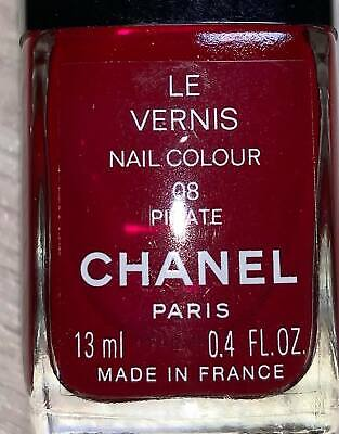 CHANEL NAIL POLISH 08 pirate rare limited edition - $23.90 | PicClick