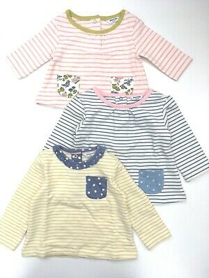 Boden Baby Girl Soft Jersey Tunic Top Ex Mini Boden Age 3 6 12 18 24 Months