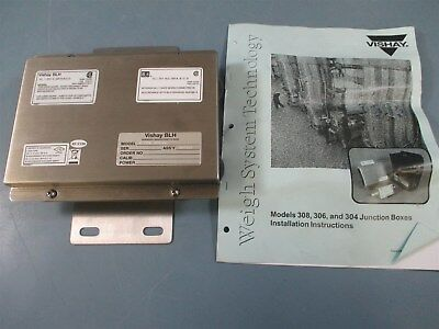 BLH J BOX 306-SS Junction Box Assembly 469357 - New