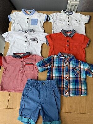 Ted Baker Baby Boy 6-9 Months Bundle RRP £130