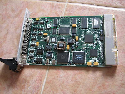 National Instruments NI PXI-1423 Card