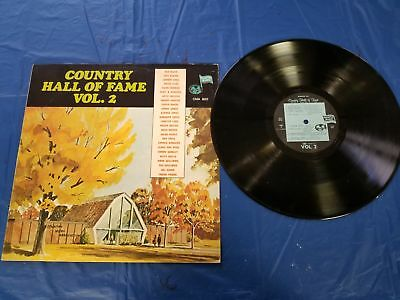 Country Hall Of Fame Vol 2 ~ Various Artists ~ Country Music Association~CMA 800