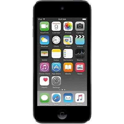 Apple iPod Touch 6 16GB 6th Generation Space Gray Refurbished Free & Fast Ship