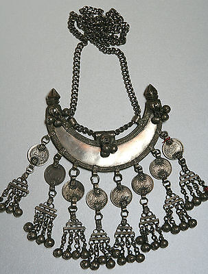 Collier ancien ethnique Inde- old ethnic necklace India