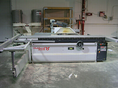 sliding table saw with scoring blade . Super accurate