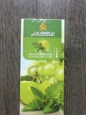 Al fakher 500g Mint With Grape Genuine