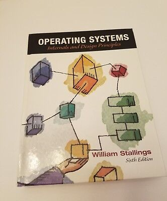 Operating System Book By William Stallings