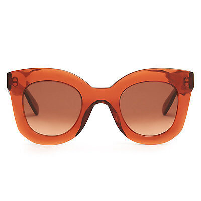 0e60b662fa02 Celine Baby Marta Sunglasses in Transparent Dark Orange Acetate CL 41393 S