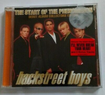 Backstreet Boys - the start of the phenomenon CD Fast & free Delivery