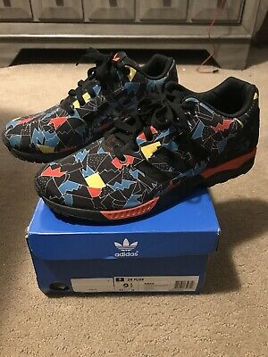 ADIDAS SHOES Originals ZX FLUX Extra Butter D69376 Size 10