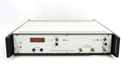 reference frequency comparator Adert /9087
