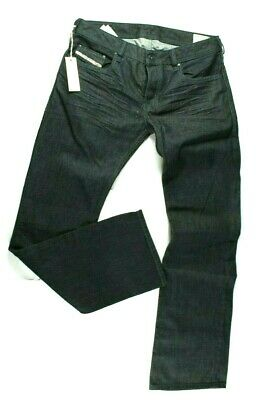 3255b02c Mens Diesel Jeans ZATINY 0088Z Regular-Bootcut NWT Made In Italy RRP £99