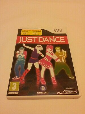 Just Dance for Nintendo Wii PAL