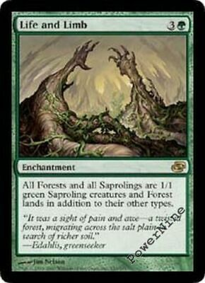1x Life and Limb Planar Chaos mint mtg magic 1 x1