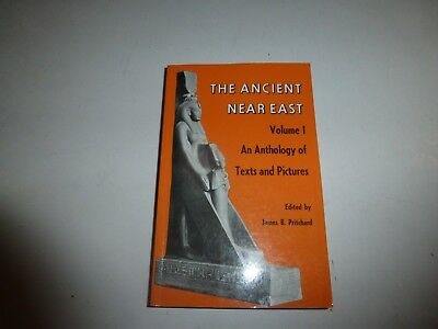 The Ancient Near East: An Anthology Of Texts And Pictures,James B. Pritchard 301