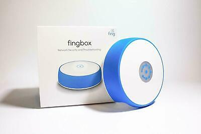 Fingbox Network Security System - Remote Home Monitoring System, Parental WiFi