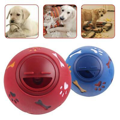 Dog Puzzle Pet Toy Fun Tumbler Leaking Food Ball Dogs Playing Training Toy
