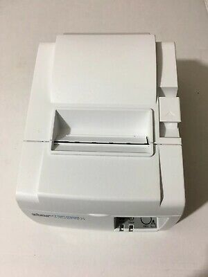 Star TSP100 TSP143iii TSP143iiiLAN Ethernet LAN Thermal Receipt Printer White