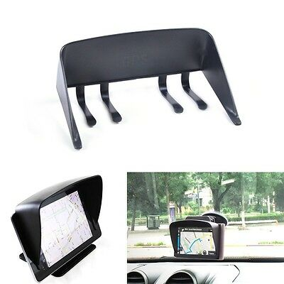 "NEW! Sun Shade Hood Fit for Universal  6 & 7 inch 7"" 6"" Car GPS Navigator"