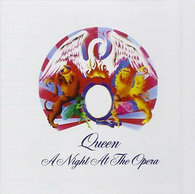 |065020| Queen - A Night At The Opera [2xCD] |Nuovo|