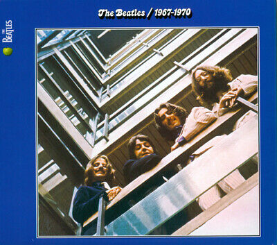 |065020| The Beatles - 1967-1970 [2xCD] |Nuovo|