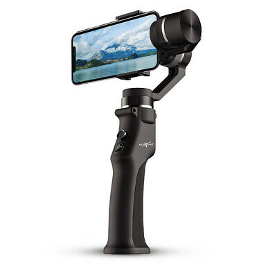 Eyemind 3-Axis Handheld Mobile Gimbal Stabilizer for Smart phone Action Camera