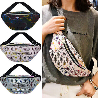 Women Girls Waist Fanny Pack Belt Bag Pouch Travel Bag Women Small Purse