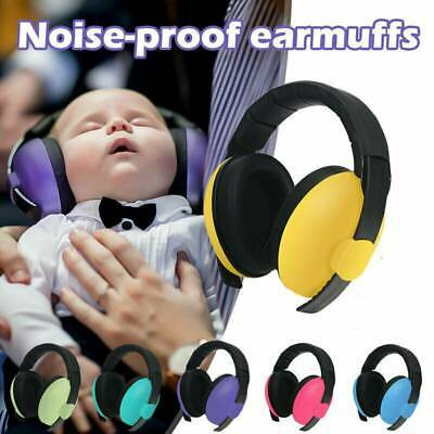 Kids Childs Baby Ear Defenders Children Muffs Noise Reduction Newborn Protectors